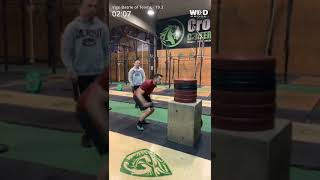 Wod 19.3 VBOT - Nat Greenhorse & Co - Salto
