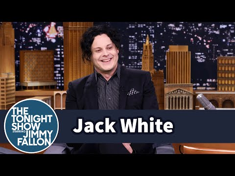 Jack White Makes Fun of Jimmy's Beginners' Guitar
