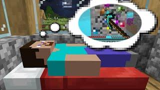Minecraft but you dream when sleeping...