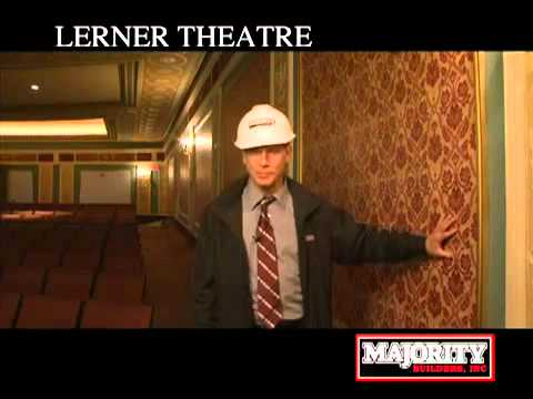 Majority Builders - Lerner Theater Renovation Part 3 by Majority Builders