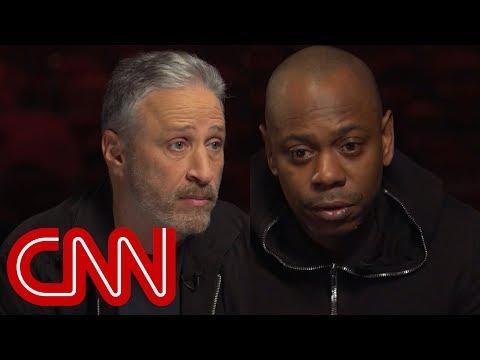Jon Stewart, Dave Chappelle talk Trump and comedy tour