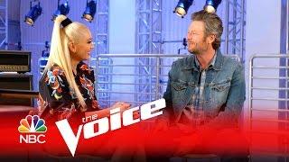 The Voice 2016 - Advises Team Blake - Gwen Stefani