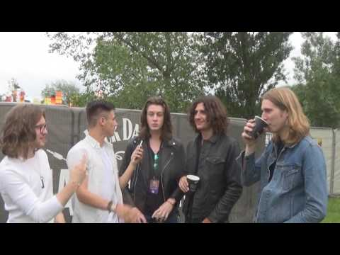 Blossoms | IOW 2016 Interview