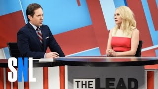 The Lead with Jake Tapper Cold Open - SNL