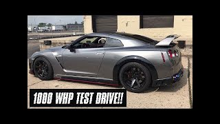 1000hp GTR, What's it like and what does it take?