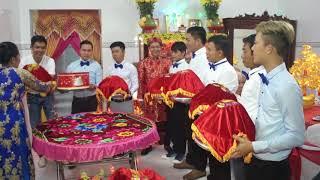Đám cưới Minh Kha & Diễm Thi ( Đôi Ma, Kiểng Phước, Gò Công Đông, Tiền Gian