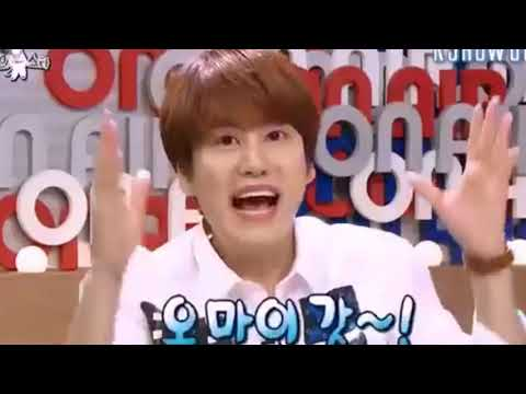 SUPER JUNIOR TRY NOT TO REACT CHALLENGE [Oh My God KYU] #17