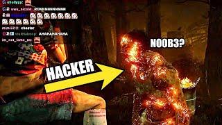 NOOB3 THE HACKER?! - Dead by Daylight