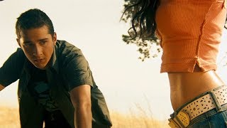 Transformers (2007) - Eyes On Mikaela Scene - Movie Clip HD [1080p 60 FPS]