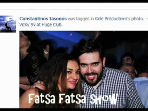 EXPOSED YOUR POSTs on Facebook AKA PornoBook - Hosted By Kim Nicolaou on Fatsa Fatsa Tv Show