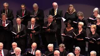 Maryland Encore Chorales Holiday Concert at Montgomery Cultural Arts Center December 15, 2017
