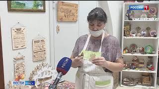 Новогодние мастер-классы начали проводить в Омской крепости