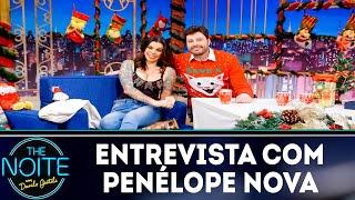Entrevista com Penélope Nova