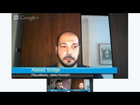Ateisti Srbije TV 001 - Pitaj antiteistu