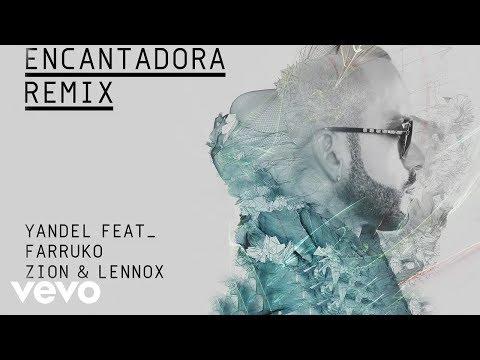 Yandel - Encantadora (Remix)[Cover Audio) ft. Farruko, Zion & Lennox