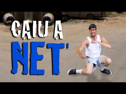 Baixar CAIU A NET NET NET | Paródia AH LELEK LEK LEK LEK LEK (OFICIAL) HD