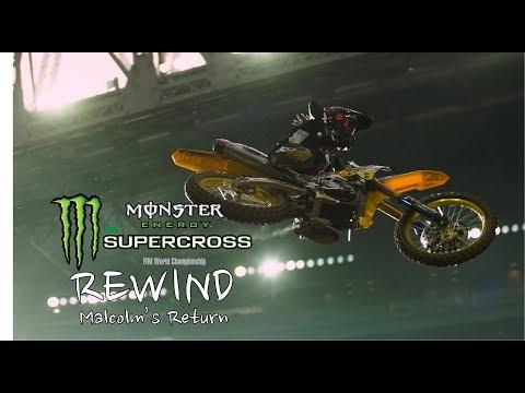 Supercross Rewind Malcolm Stewart