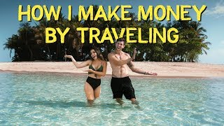 How YOU can Travel Full Time & Make Money on Social Media - 10 Tips to become a Digital Nomad