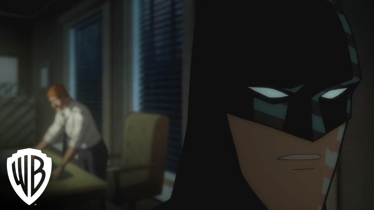 Trailer de Batman: The Long Halloween, Part Two