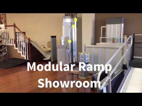 Modular Wheelchair Ramps Nashville TN