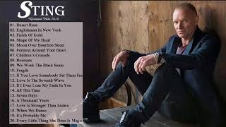 Sting Greatest Hits Full Album - The Very Best Songs Of Sting
