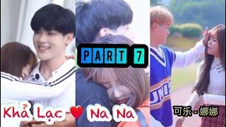 Khả Lạc - Na Na cặp đôi đáng yêu phim học đường #7|  Kha Lac - Na Na lovely school film couple
