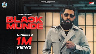 Black Munde – Geeta Zaildar Video HD