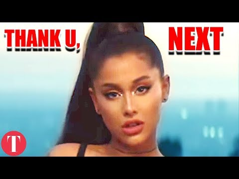 Ariana Grande Thank U, Next Album Leaves Nothing Out Sparking Huge Controversy