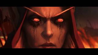 Coheed and Cambria - Queen of the Dark - Sylvanas - WoW Music Video