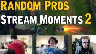 Random Pros Stream Moments # 2: Never Lucky Babyrage