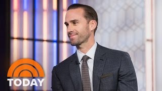 Joseph Fiennes On Hulu's 'The Handmaid's Tale': 'It's Like A 50 Mile Run' | TODAY