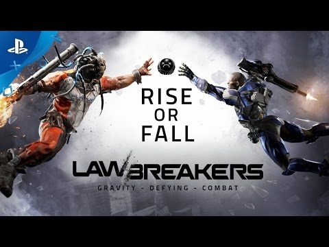 LawBreakers Video Screenshot 2
