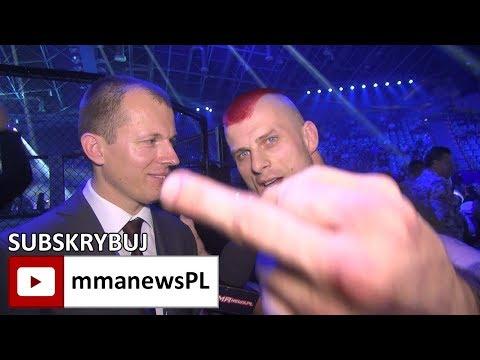 """Grzegorz Szulakowski: """"Szanse Parke vs Gamrot są pół na pół. Później po pas wjeżdżam ja."""""""