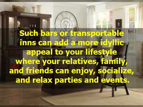 Benefits Of Outdoor Home Bars