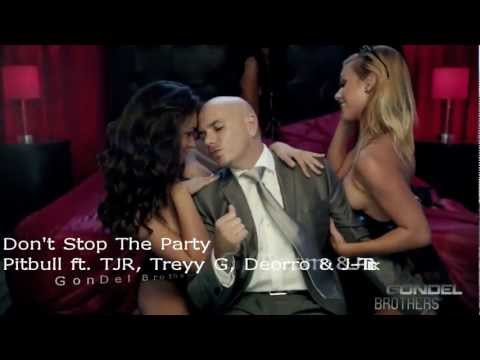 Baixar Pitbull Ft. TJR - Don't Stop The Party ( OFFICIAL REMIX ) HD