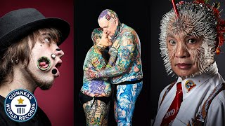 UNBELIEVABLE Body Mods - Guinness World Records