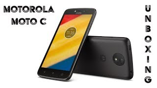 Video Motorola Moto C u14xh1Lcano
