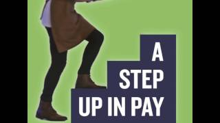 National Living Wage and National Minimum Wage are both increasing on April 1 It's a step up in pay