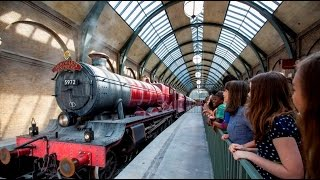 Hogwarts Express Complete Experience HD (Diagon Alley To Hogsmeade) - Universal Orlando