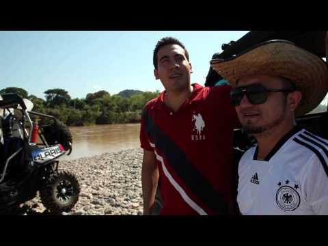 Calibre 50 - El Inmigrante (Detras de Camaras)