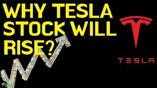 TESLA STOCK | WHY IT WILL RISE?