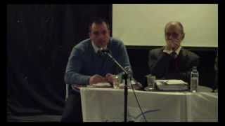 Εκδήλωση Συντονιστικής Ν. Σμύρνης - Ομιλία Σωτήρη Αβδελίδη