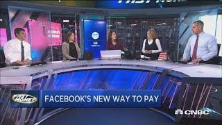 Facebook está creando un nuevo servicio de pagos