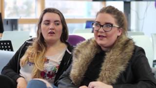 Watch: our Applied Social Sciences students