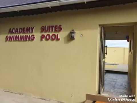Best Hotel Ibadan Swimming pool