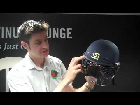 Masuri StemGuard - for Masuri VS Elite, VS Test, OS2 and Legacy Cricket Batting Helmets (Black)