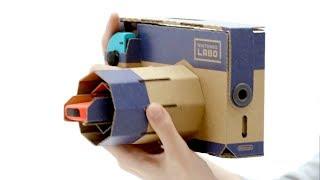 Nintendo Labo - First Look Trailer
