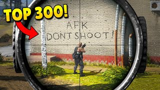 TOP 300 FUNNIEST FAILS IN WARZONE