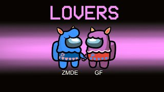 Among Us But LOVERS Role (mods)