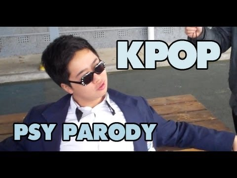 Gangnam Style Parody (eng vers) - PSY